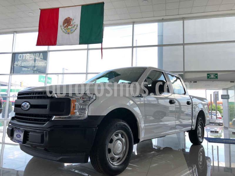 Foto Ford F-150 XL 4x2 3.7L Doble Cabina usado (2019) color Blanco precio $560,000