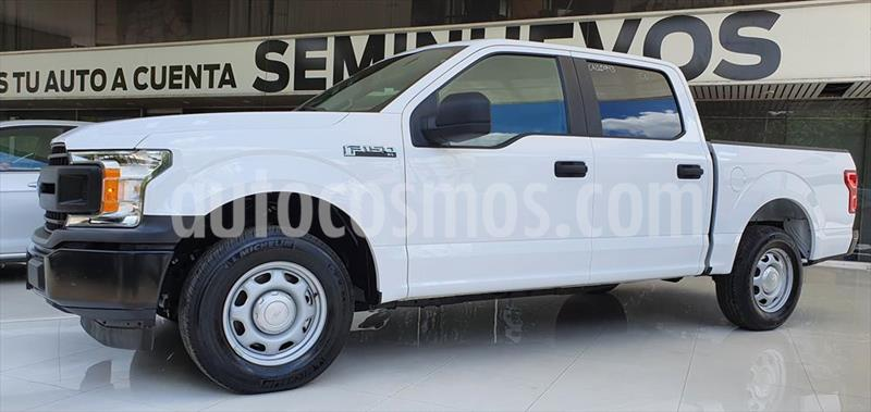 Ford F-150 Doble Cabina 4x2 V6 usado (2019) color Blanco precio $499,000