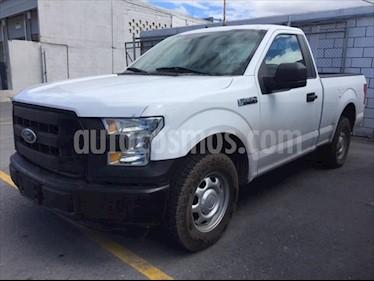 Ford F-150 2P XL CAB. REGULAR 4X2 V6 3.7 AUT usado (2015) color Blanco precio $258,000