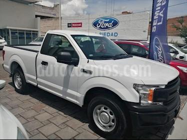 Ford F-150 Cabina Regular 4x2 V6 usado (2019) color Blanco precio $425,000