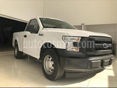 Ford F-150 Cabina Regular 4x2 V6 usado (2017) color Blanco precio $388,000
