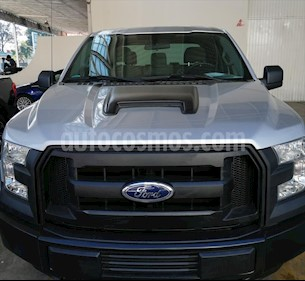 Ford F-150 XL CREW CAB 4X2 5.0L V8 usado (2016) color Plata precio $345,000