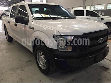 Ford F-150 Doble Cabina 4x2 V6 usado (2016) color Blanco precio $349,000