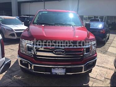 Ford F-150 XLT CAB REG 4X4 V8 usado (2018) color Rojo precio $549,000