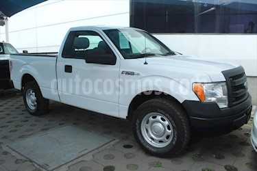 Ford F-150 2P XL CAB. REGULAR 4X2 V6/3.7 AUT usado (2014) color Blanco precio $250,000