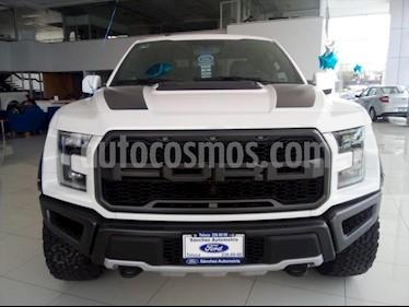 Ford F-150 Raptor Doble Cabina 4x4 (Equipo Adicional) usado (2019) color Blanco precio $1,299,000