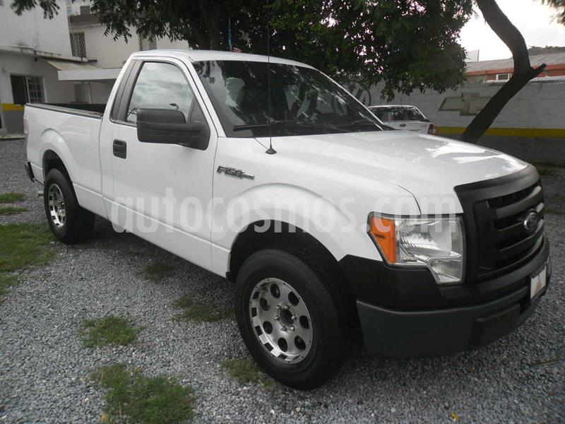 Ford F-150 XL 4x2 3.7L Cabina Regular usado (2012) color Blanco precio $185,000