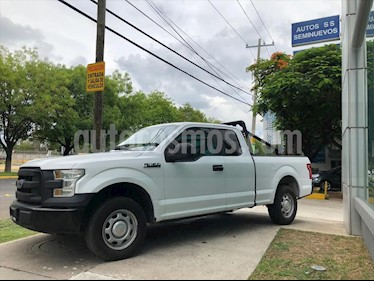 Ford F-150 Doble Cabina 4x2 V8 usado (2016) color Blanco precio $315,000