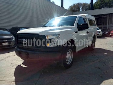Ford F-150 XL 4x2 3.7L Cabina Regular usado (2017) color Blanco precio $350,000