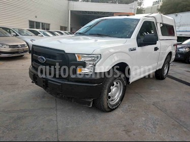 Foto Ford F-150 XL 4x4 3.7L Cabina Regular usado (2017) color Blanco precio $390,000