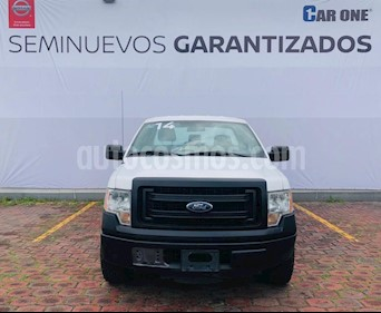 Foto Ford F-150 Cabina Regular 4x2 V6 usado (2014) color Blanco Oxford precio $229,000