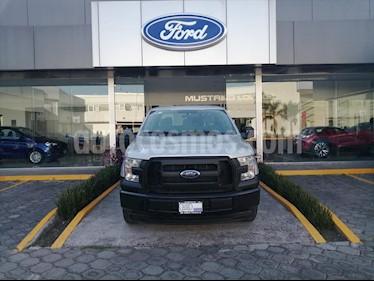 Ford F-150 XL CREW CAB 4X2 3.5L V6 usado (2017) color Gris precio $387,000