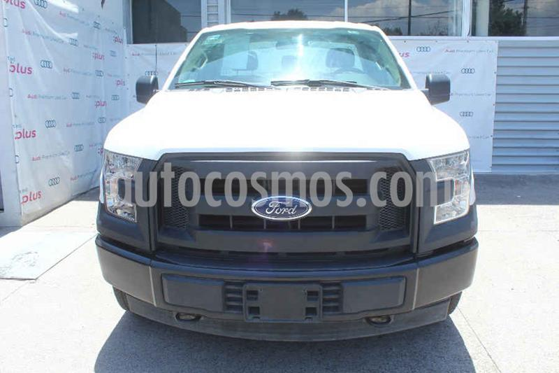 Ford F-150 XL 4x4 3.7L Cabina Regular usado (2017) color Blanco precio $350,000