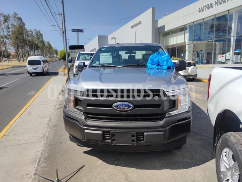 Ford F-150 Doble Cabina 4x2 V6 nuevo color Plata Estelar precio $651,000