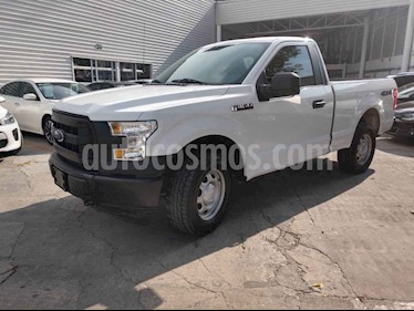 Ford F-150 XL 4x4 3.7L Cabina Regular usado (2017) color Blanco precio $390,000