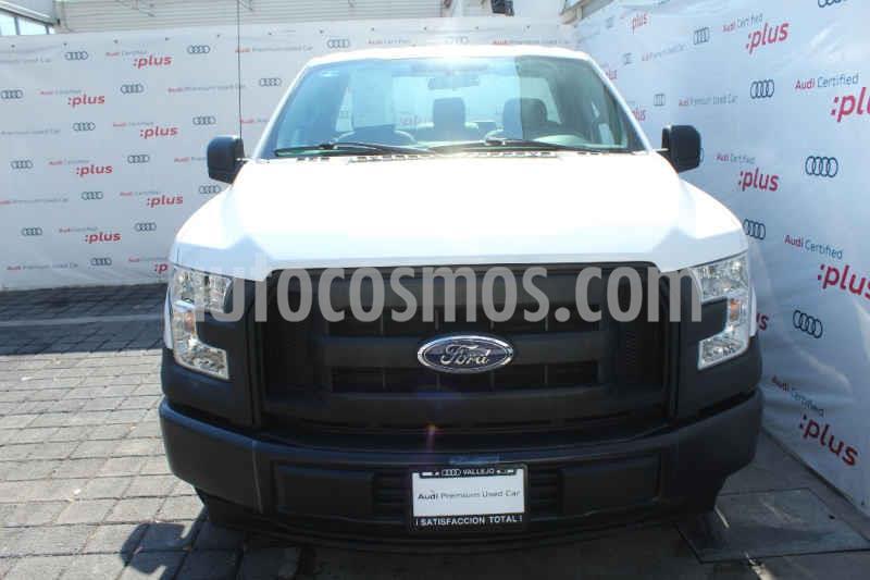 Ford F-150 XL 4x2 3.7L Cabina Regular usado (2017) color Blanco precio $340,000