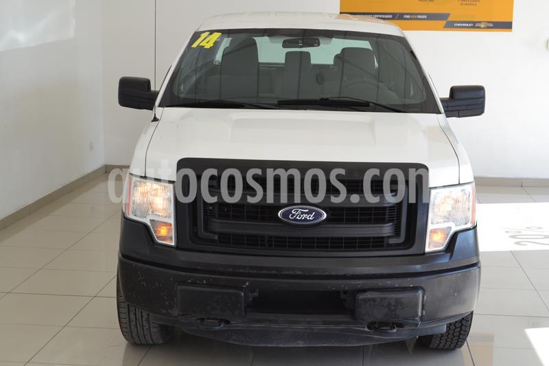 Ford F-150 Doble Cabina 4x4 V8 usado (2014) color Blanco precio $310,000