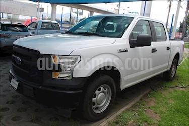 Ford F-150 XL CREW CAB 4X2 3.5L V6 usado (2017) color Blanco precio $460,000