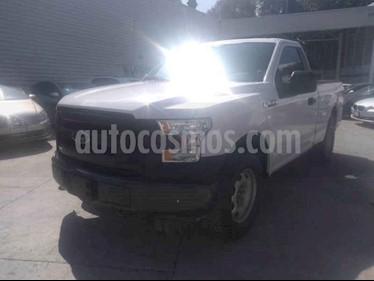 Ford F-150 XL 4x2 3.7L Cabina Regular usado (2017) color Blanco precio $370,000
