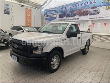 Foto Ford F-150 XL CREW CAB 4X2 3.5L V6 usado (2017) color Blanco precio $388,000