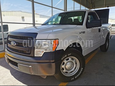 Ford F-150 Cabina Regular 4x2 V6 usado (2014) color Blanco Oxford precio $260,000