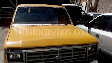 Ford F-150 Pick-up A-Av8,5.0i S 1 3 usado (1982) color Blanco precio u$s1.600