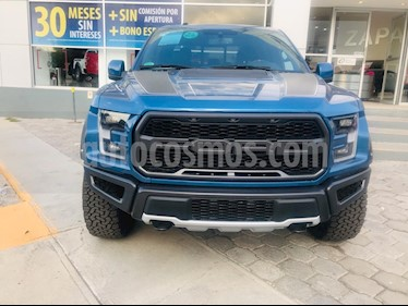 Foto venta Auto nuevo Ford F-150 Raptor Doble Cabina 4x4 (Equipo Adicional) color Negro precio $1,402,200