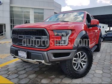 Foto Ford F-150 Raptor Doble Cabina 4x4 usado (2017) color Rojo precio $1,150,000