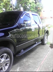 Foto venta carro usado Ford F-150 Supercab Pick-up V8,5.4i,16v A 1 3 (2006) color Negro precio BoF4.900
