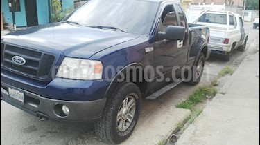Foto venta carro usado Ford F-150 Supercab Pick-up V8,5.4i,16v A 1 3 (2008) color Azul precio u$s3.800