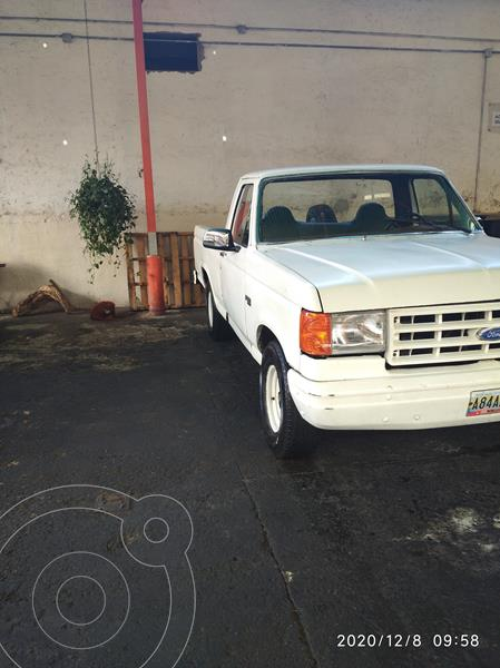 Ford F-150 Pick-up V6,4.2i,12v A 1 3 usado (1991) color Blanco precio u$s2.550