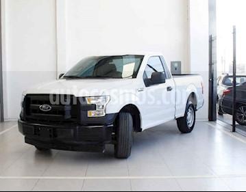 Foto venta Auto usado Ford F-150 XL 4.2L V6 Aut (2017) color Blanco precio $365,000