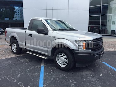 Ford F-150 XL 4.2L V6 Aut usado (2018) color Plata Metalico precio $440,000