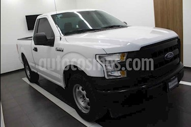 Foto Ford F-150 XL 4x2 3.7L Cabina Regular usado (2017) color Blanco precio $379,000