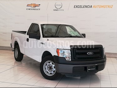 Foto Ford F-150 XL 4x2 3.7L Cabina Regular usado (2014) color Blanco precio $216,000