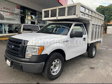 Foto Ford F-150 XL 4x2 3.7L Cabina Regular usado (2012) color Blanco precio $178,000