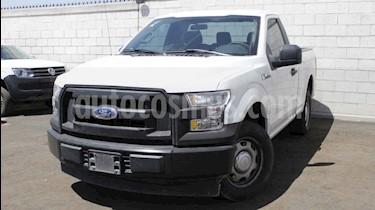 Foto venta Auto usado Ford F-150 XL 4x2 3.7L Cabina Regular (2017) color Blanco precio $395,000