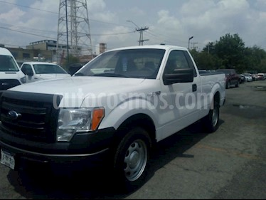 Foto Ford F-150 XL 4x2 3.7L Cabina Regular usado (2014) color Blanco precio $250,000