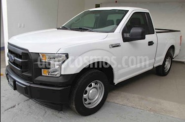 Foto venta Auto usado Ford F-150 XL 4x2 3.7L Cabina Regular (2017) color Blanco precio $389,000