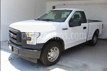 Ford F-150 XL 4x2 3.7L Cabina Regular usado (2017) color Blanco precio $329,000