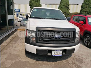 Ford F-150 XL 4x2 3.7L Cabina Regular usado (2014) color Blanco precio $250,000