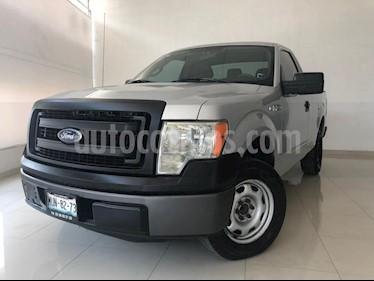 Foto venta Auto usado Ford F-150 XL 4x2 3.7L Cabina Regular (2014) color Plata Estelar precio $289,900