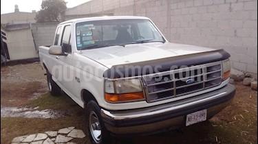 Foto venta Auto Seminuevo Ford F-150 XL 4x2 3.7L Cabina y Media (1992) color Blanco precio $50,000