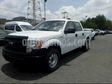 Foto venta Auto usado Ford F-150 XL 4x2 3.7L Doble Cabina (2014) color Blanco precio $279,000