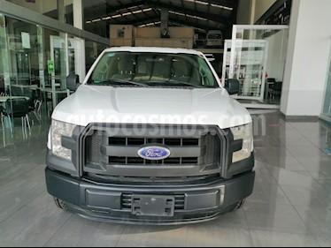 Foto venta Auto usado Ford F-150 XL 4x2 3.7L Doble Cabina (2016) color Blanco Oxford precio $389,000