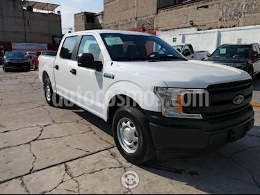 Foto venta Auto usado Ford F-150 XL 4x2 3.7L Doble Cabina (2018) color Blanco Oxford precio $520,000