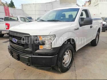 Foto Ford F-150 XL 4x4 3.7L Cabina Regular usado (2017) color Blanco precio $380,000