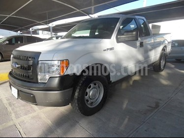 Foto venta Auto usado Ford F-150 XL Cabina y media 4X2 V6 (2014) color Blanco precio $265,000