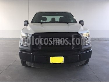 Foto venta Auto usado Ford F-150 XL Cabina y media 4X2 V6 (2016) color Blanco Oxford precio $390,000
