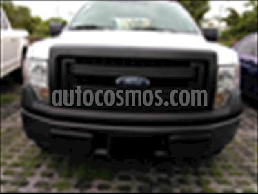 Ford F-150 XL CREW CAB 4X2 5.0L V8 usado (2014) color Blanco precio $298,000